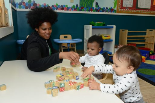 Ebenezer Child Care Downtown Milwaukee Center Infant Room