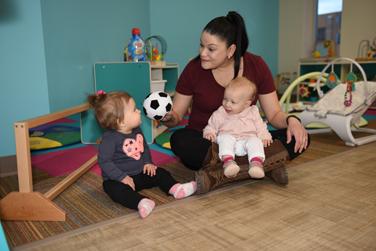 Ebenezer West Allis/Wauwatosa Center Infant Room