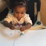 infant scribbling 2